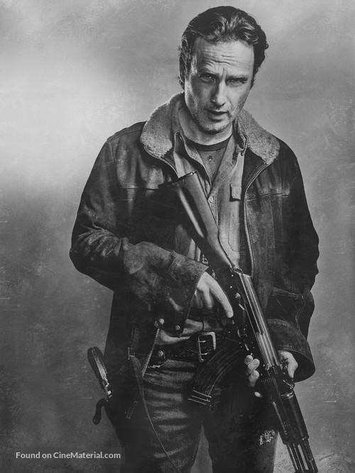 """""""The Walking Dead"""" - Key art"""