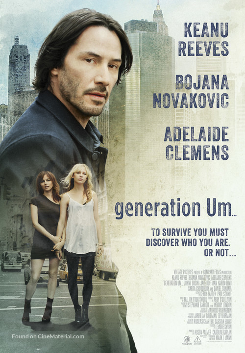 Generation Um... - Movie Poster
