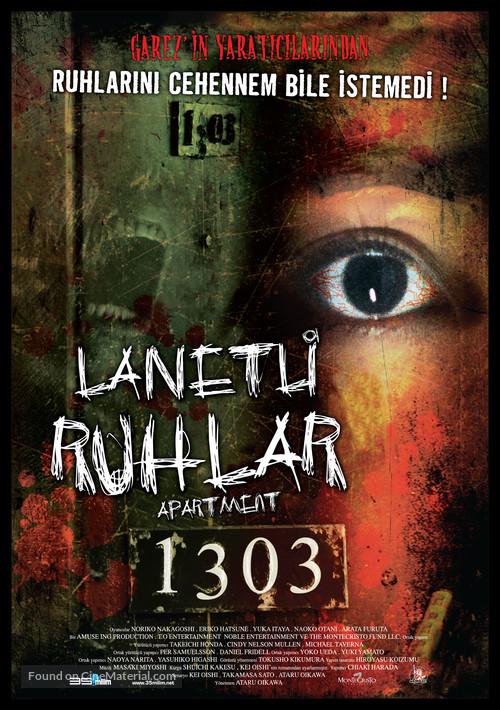 Apartment 1303   Turkish Poster