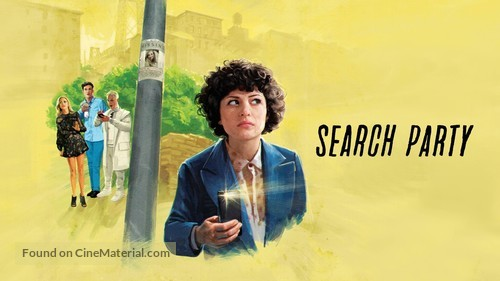 """""""Search Party"""" - Movie Cover"""