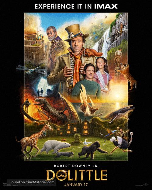 Dolittle - Movie Poster
