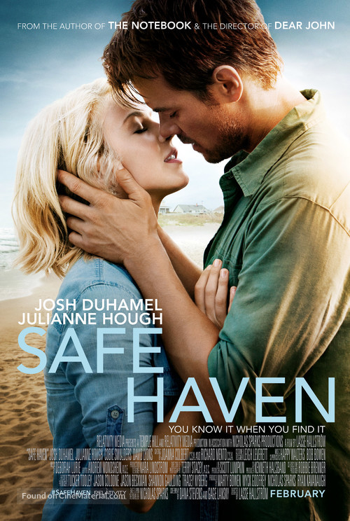 Safe Haven - Movie Poster