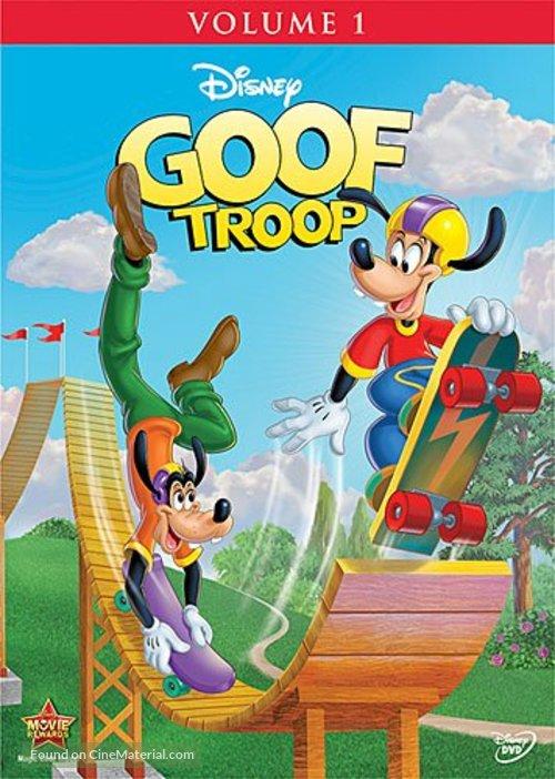 """""""Goof Troop"""" - Movie Cover"""