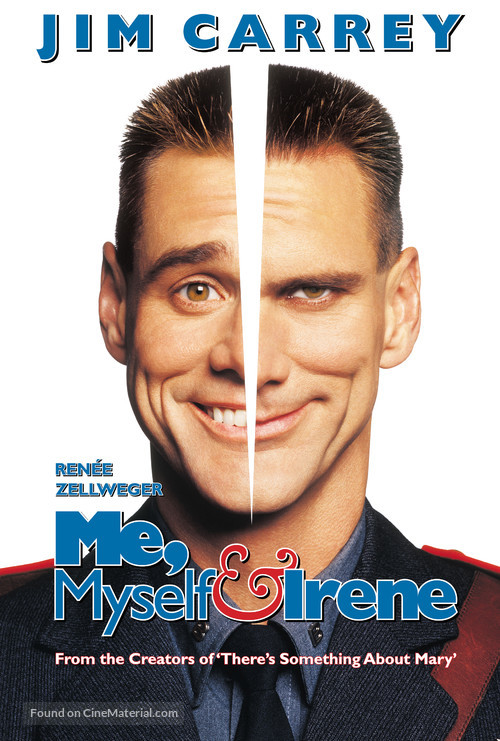 Me, Myself & Irene - Movie Poster