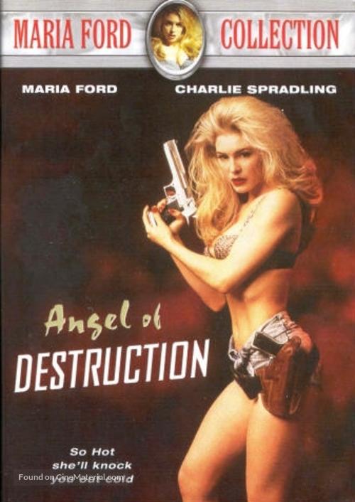 Angel of Destruction - DVD movie cover