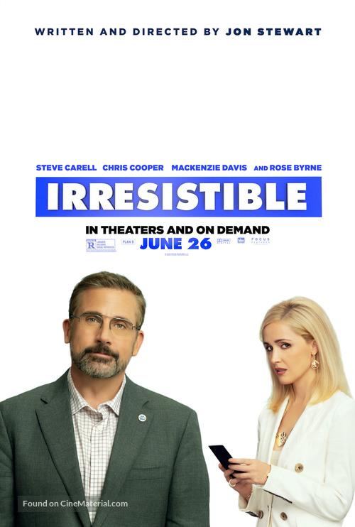 Irresistible - Movie Poster