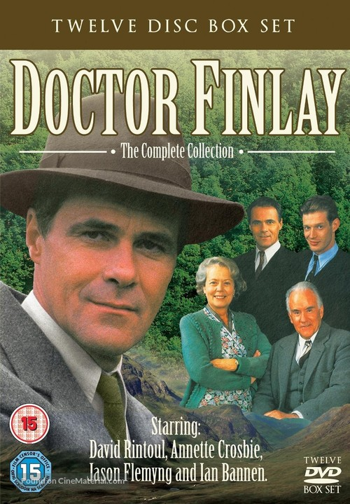 """""""Doctor Finlay"""" - British Movie Cover"""