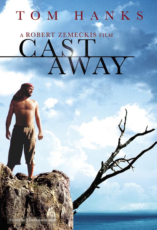 Risultati immagini per CAST AWAY ( 2000 )  POSTER