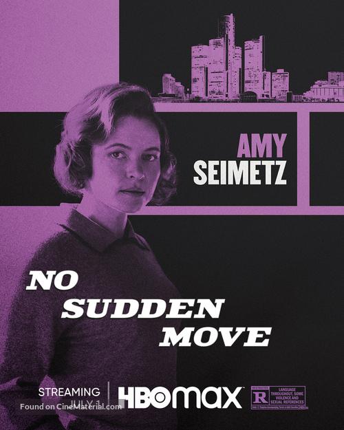 No Sudden Move - Movie Poster