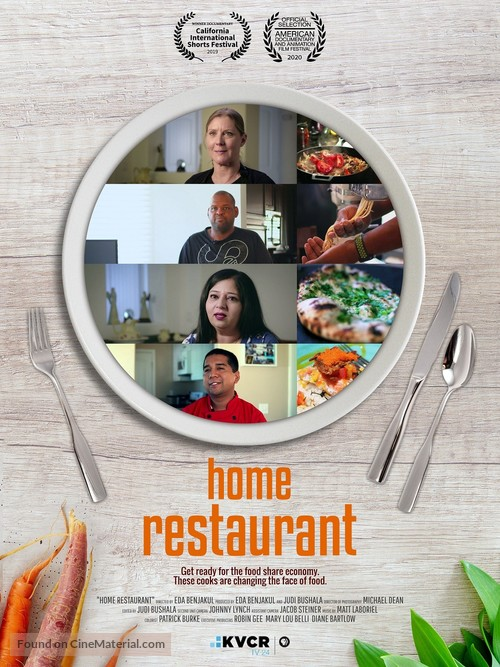 Home Restaurant - Movie Poster