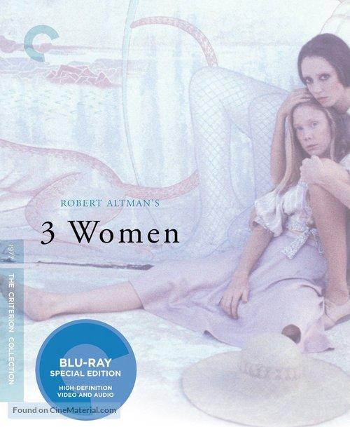 3 Women - Blu-Ray movie cover