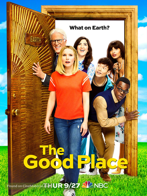"""""""The Good Place"""" - Movie Poster"""