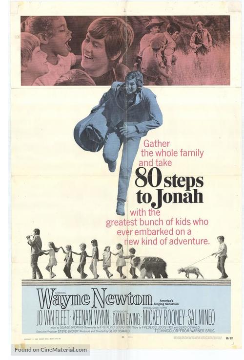80 Steps to Jonah - Movie Poster