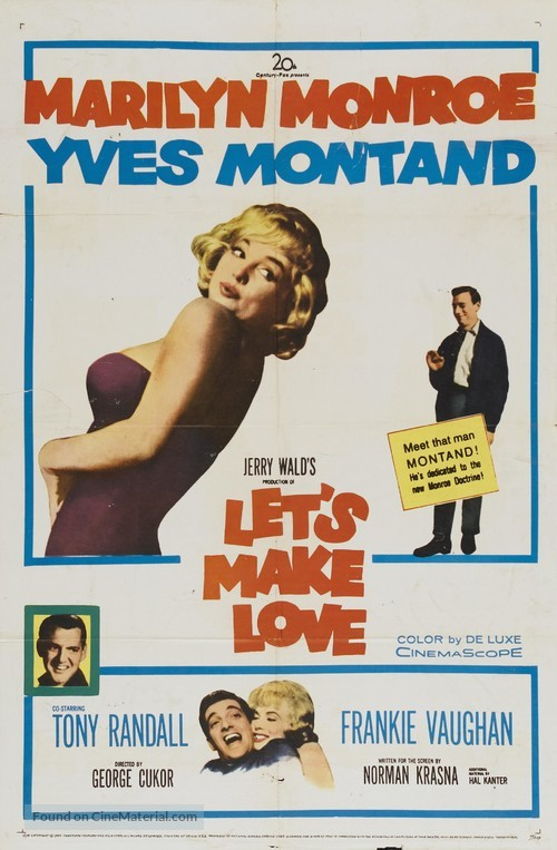 Let's Make Love - Movie Poster