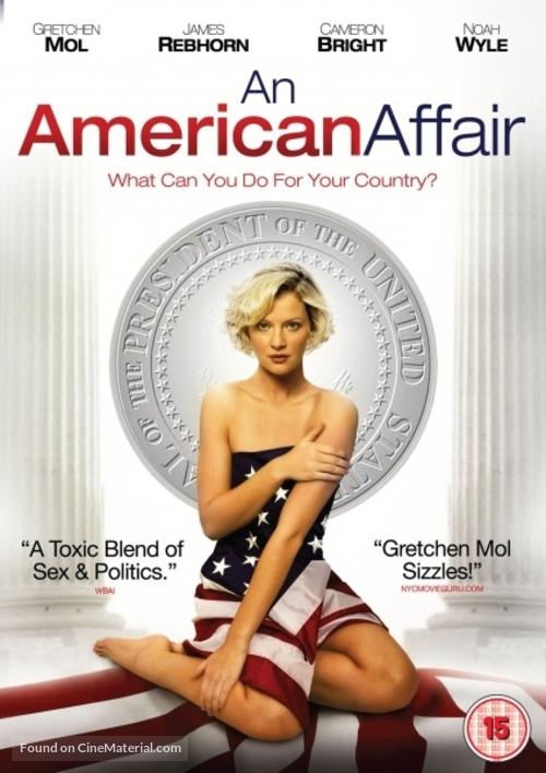 An American Affair - British Movie Cover