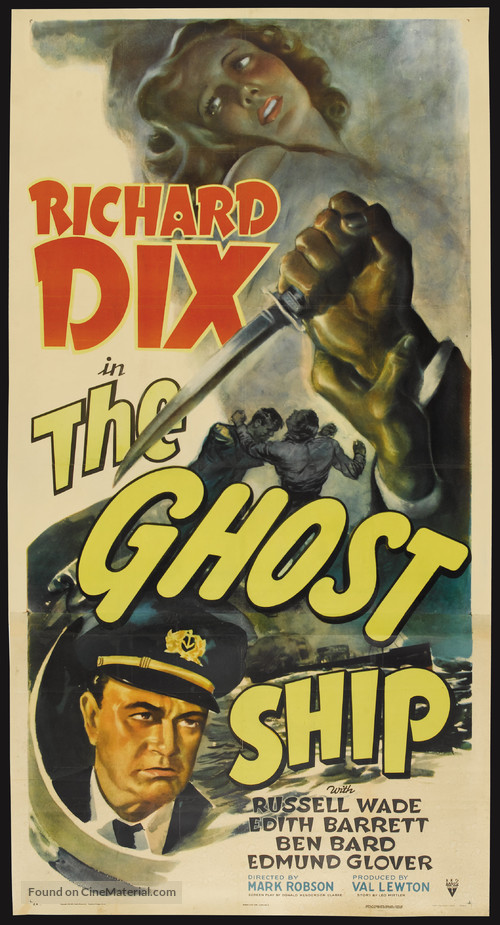 The Ghost Ship - Movie Poster