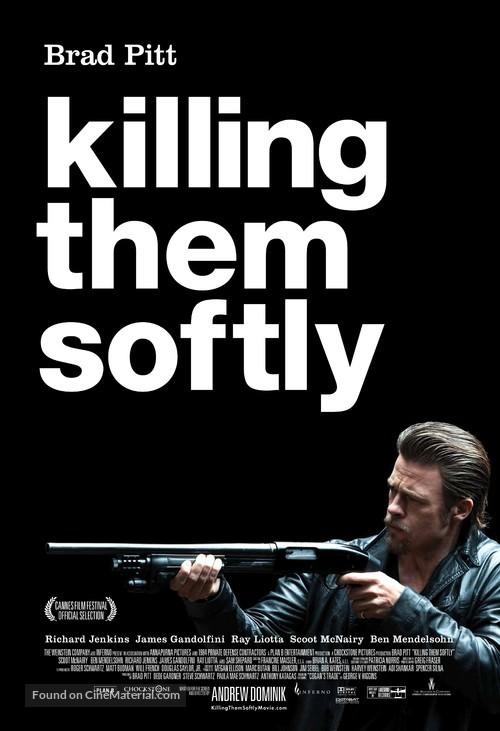 Killing Them Softly - Movie Poster