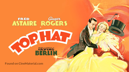 Top Hat - Movie Cover