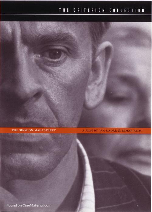 Obchod na korze - DVD movie cover