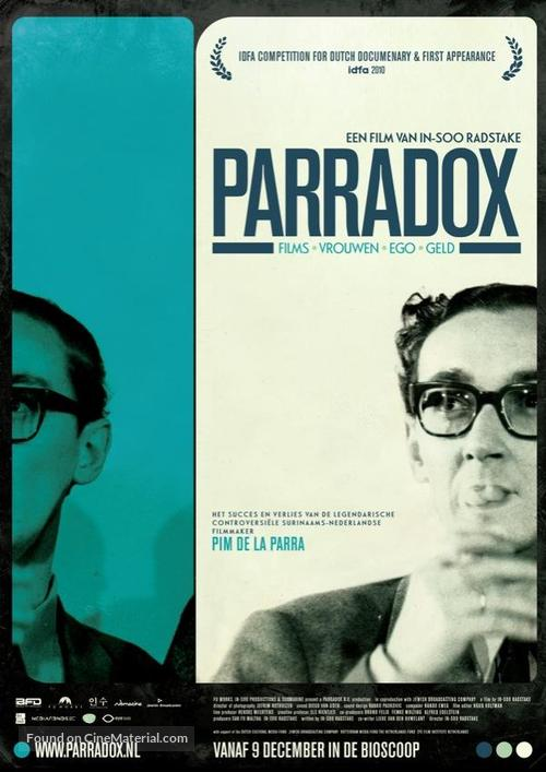 Parradox - Dutch Movie Poster