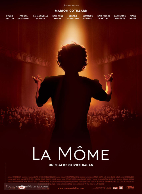 Download La Môme FRENCH Poster