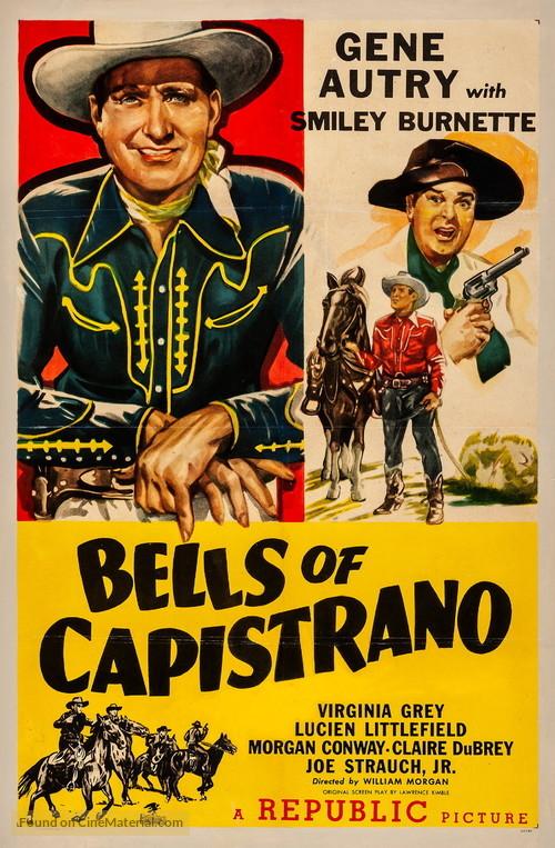 Bells of Capistrano - Movie Poster