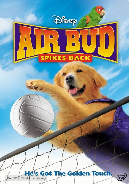 Air Bud: Spikes Back - Movie Cover