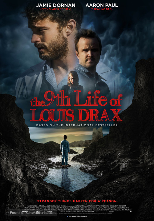 The 9th Life of Louis Drax - Dutch Movie Poster