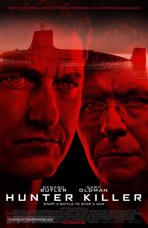 Hunter Killer - Movie Poster
