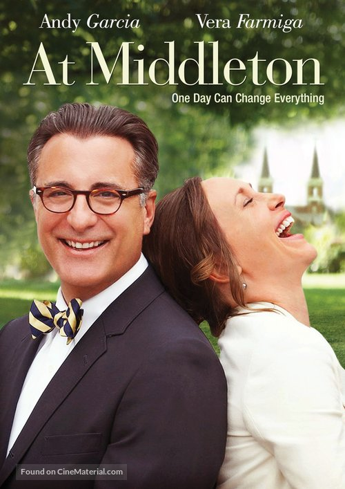 At Middleton - DVD cover