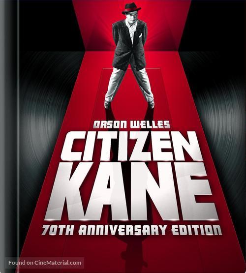 Citizen Kane - Blu-Ray movie cover