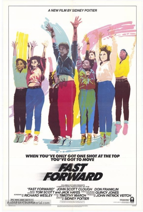 Fast Forward - Movie Poster