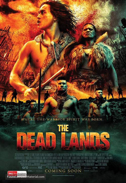 The Dead Lands - Australian Movie Poster