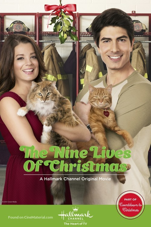 The Nine Lives of Christmas - Movie Poster