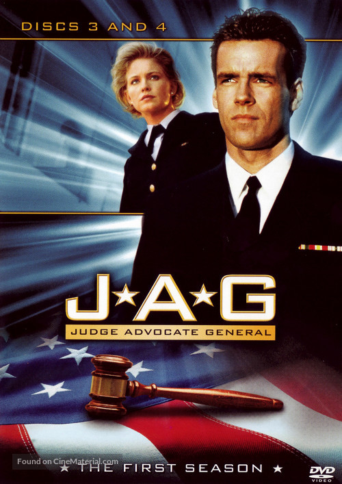 """JAG"" - poster"