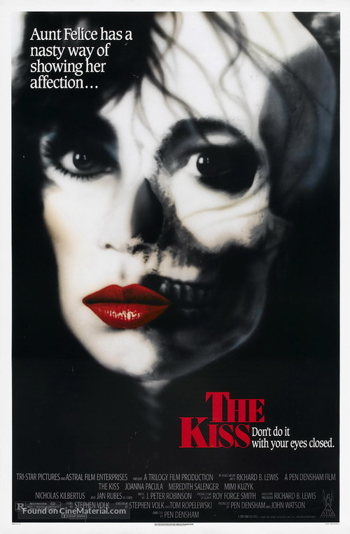 The Kiss - Movie Poster