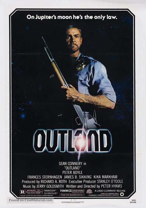 Outland - Movie Poster