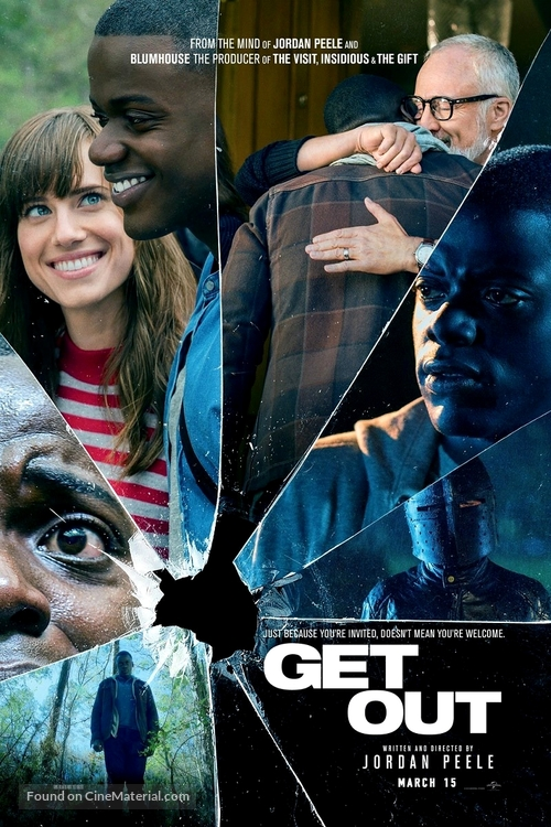 Get Out - Philippine Movie Poster