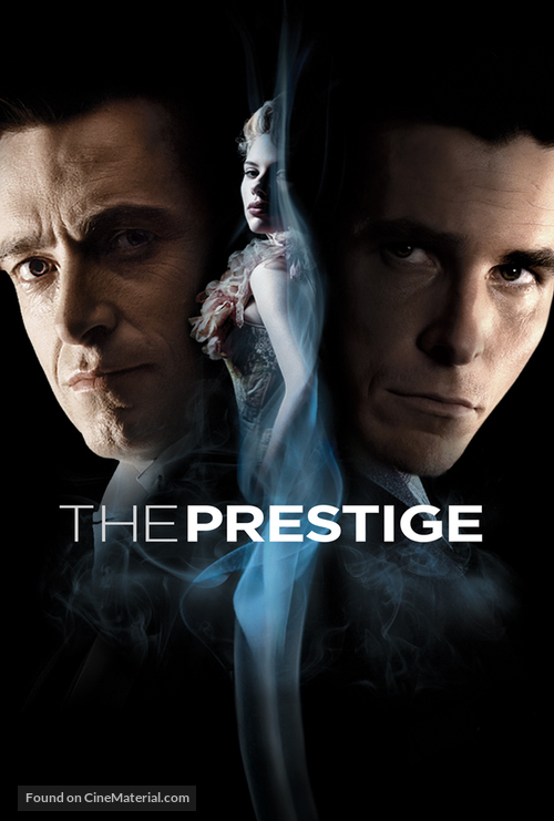 THE PRESTIGE Classic Movie Poster Hugh Jackman Silk Poster 13x20 32x48 inch J950