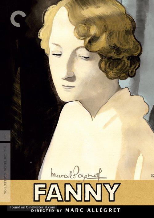 Fanny - DVD movie cover