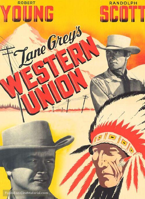 Western Union - Movie Poster