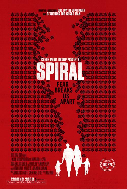 Spiral - British Movie Poster