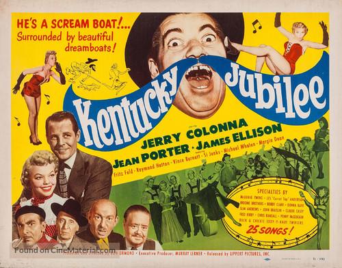 Kentucky Jubilee - Movie Poster