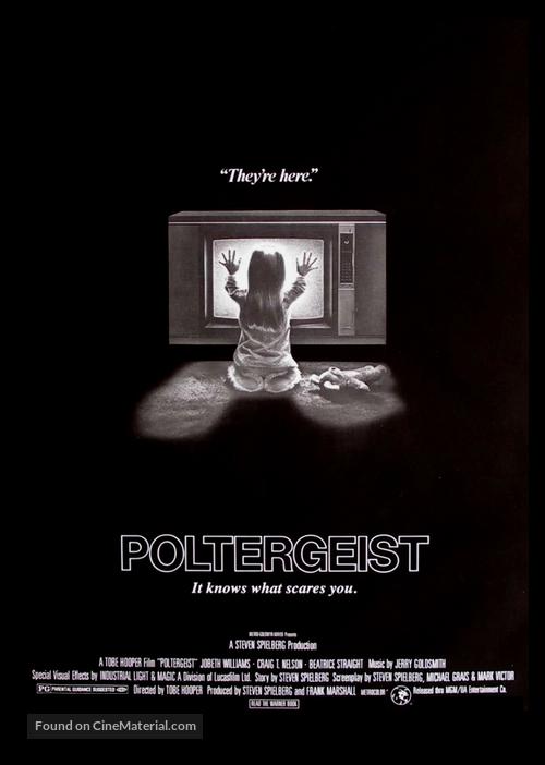 Poltergeist - Movie Poster