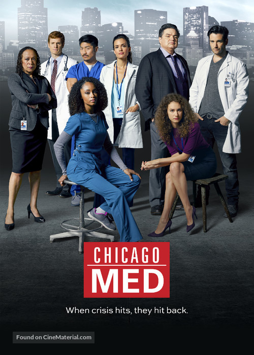 """Chicago Med"" - Movie Poster"
