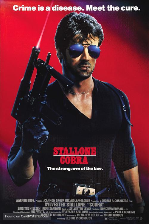 Cobra - Movie Poster