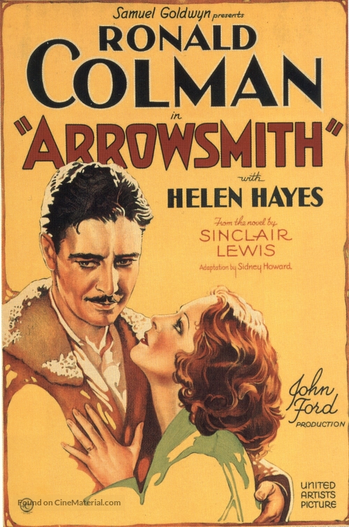 Arrowsmith - Movie Poster