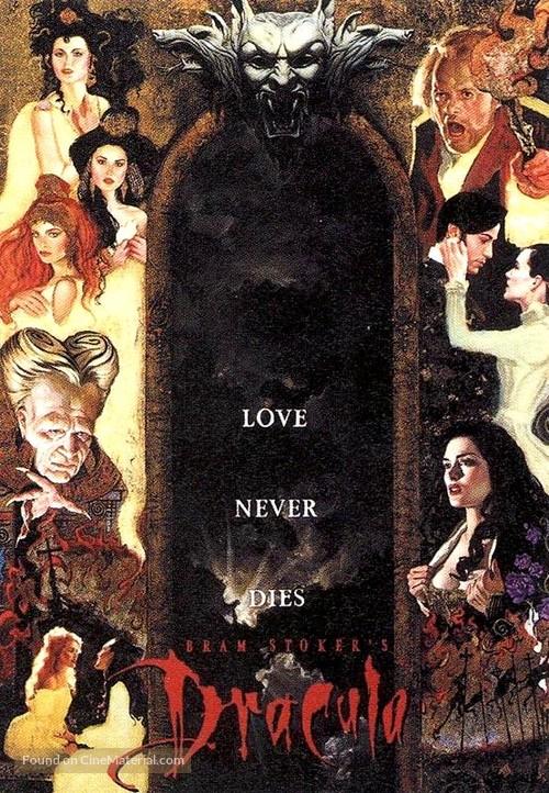 Dracula - DVD movie cover