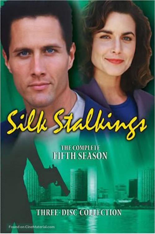 """""""Silk Stalkings"""" - Movie Cover"""