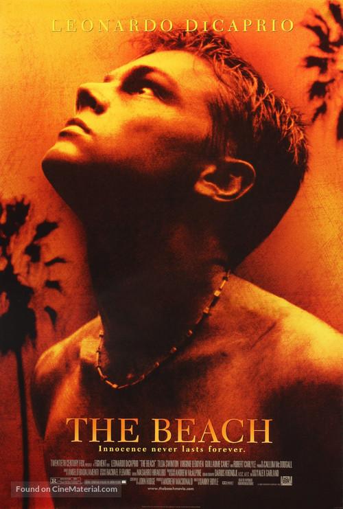The Beach - Movie Poster